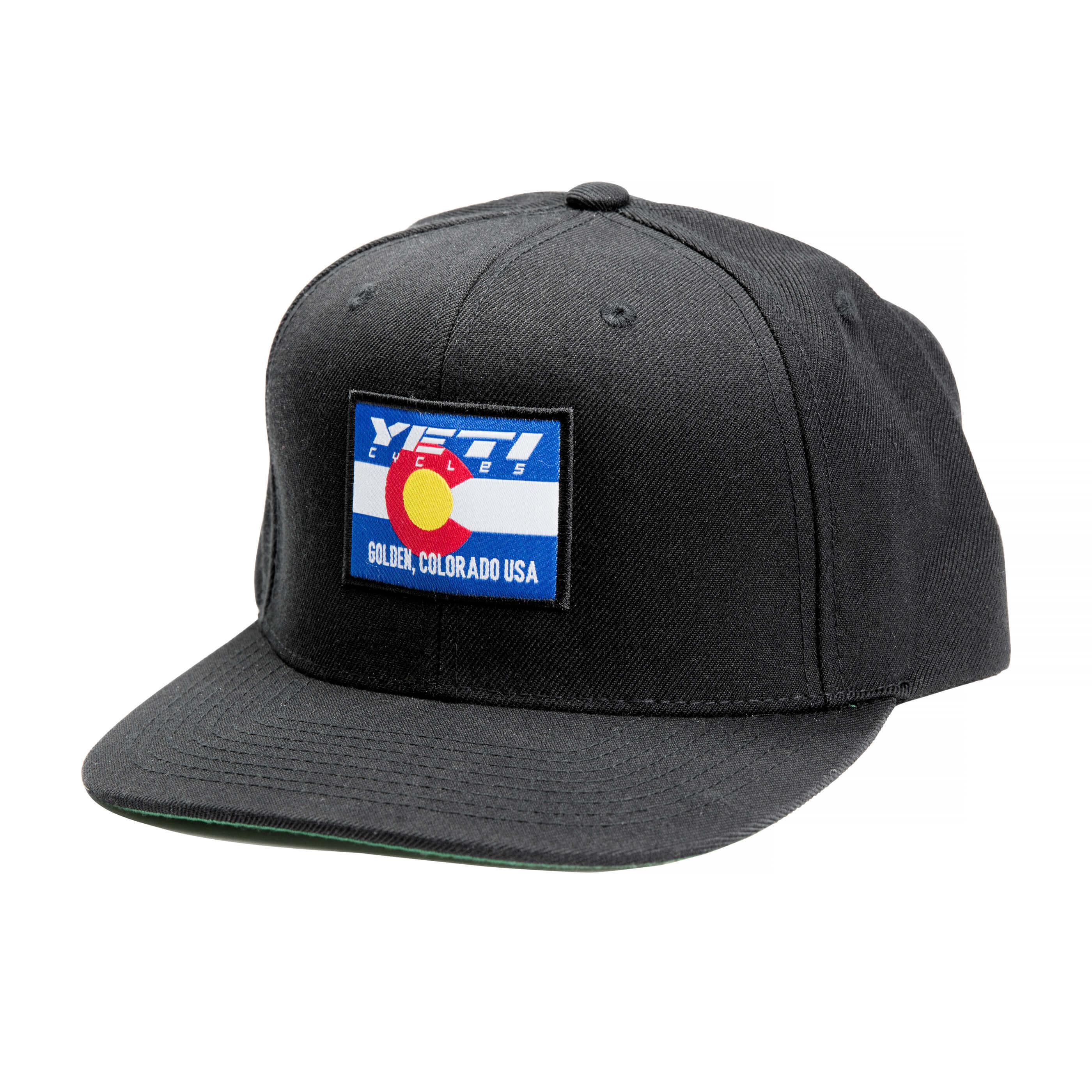 3608eb748e1fd YETI FLAT SNAPBACK HAT ...