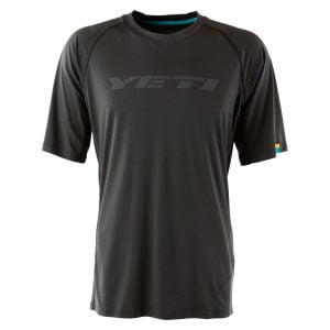 YETI CYCLES BLACK TOLLAND JERSEY af14cefa9
