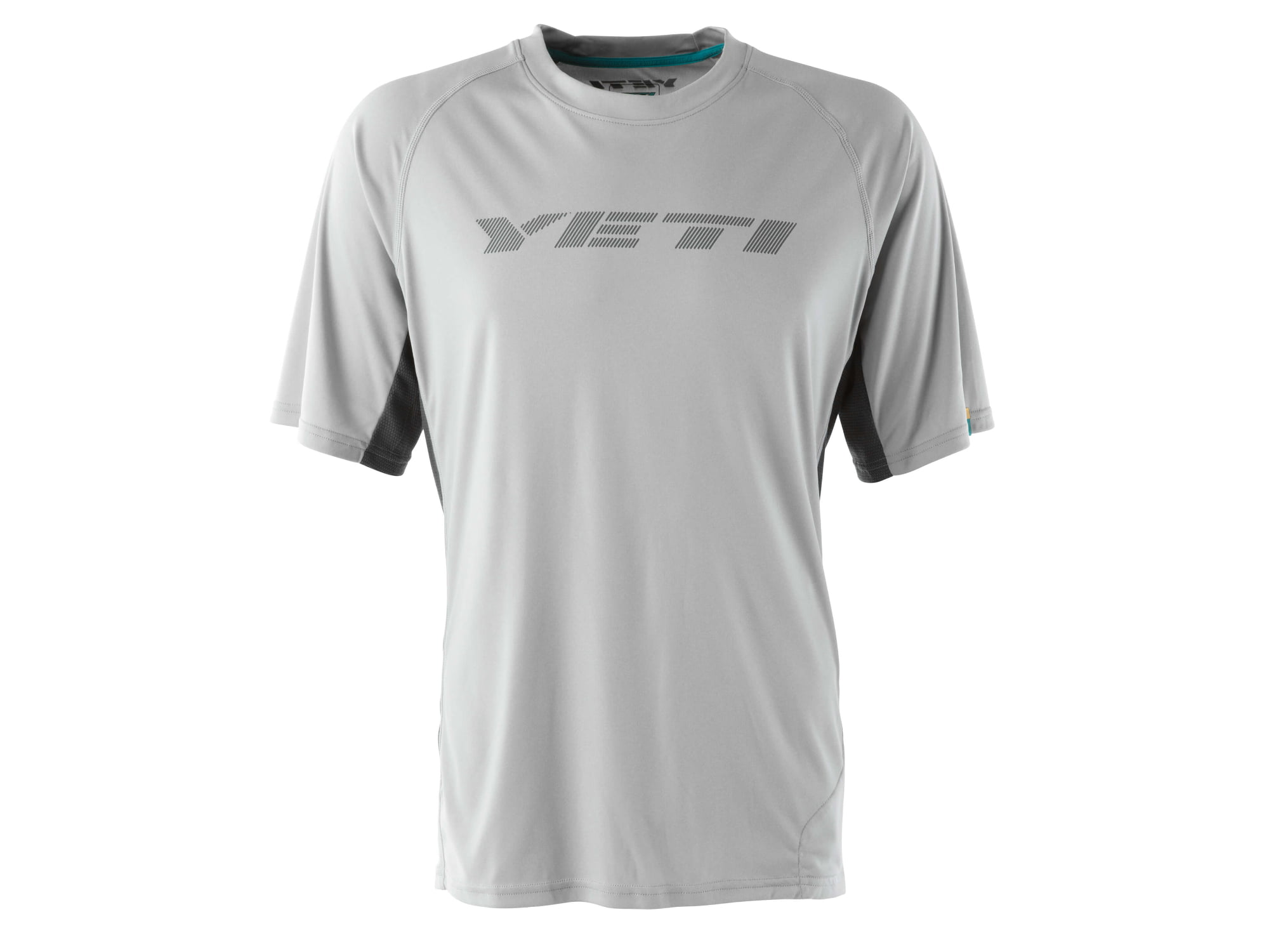 YETI CYCLES GREY TOLLAND JERSEY 8a890afec